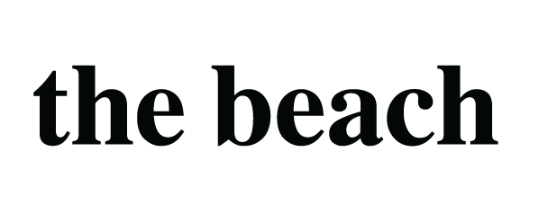 logo the beach